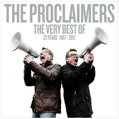 The Very Best Of: 25 Years 1987-2012 - The Proclaimers (Album) [CD]