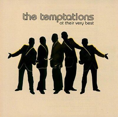 At Their Very Best - The Temptations (Album) [CD]
