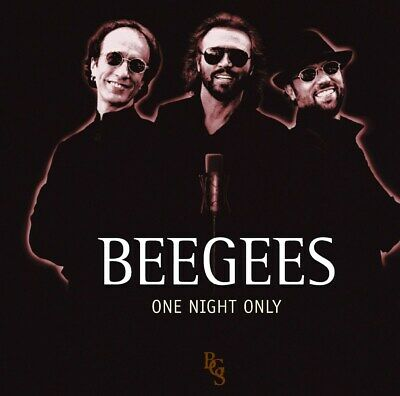 One Night Only - The Bee Gees (Album) [CD]