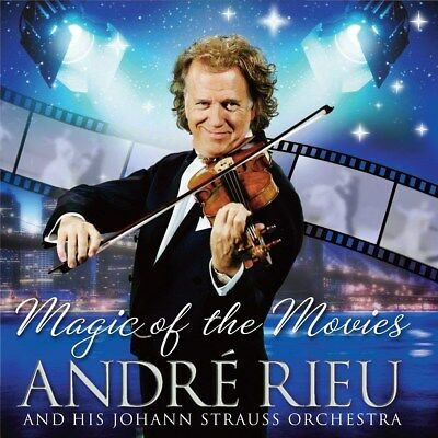 Andre Rieu and His Johann Strauss Orchestra: Magic of the Movies - André Rieu