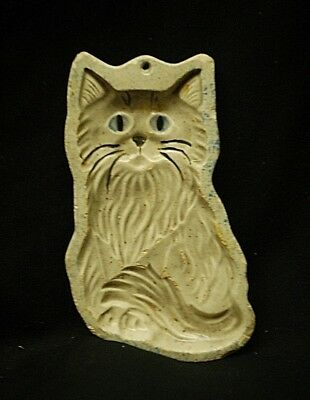 Classic Style Cat Kitten Spoon Rest or Kitchen Wall Hanging Art