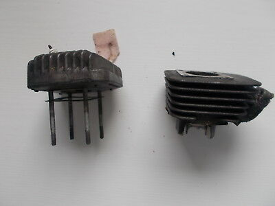 Peugeot Speedfight 50 2001 Engine Cylinder Barrel and Head