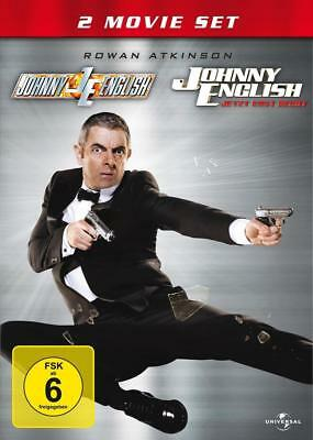 Johnny English 1 & 2  [2 DVDs] (2016)