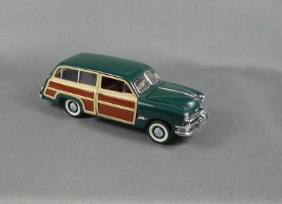 Franklin Mint Classic Cars of the Fifties - Ford Station Wagon, 1950 1:43