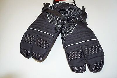 Choko Snowmobile Storm Claw Gloves w/ Removable Liner M L XL 2XL 223609-0
