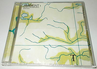 Brian Eno-Music For Airports-Dsd Cd 2009-Remastered-Robert Wyatt-New & Sealed