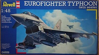Eurofighter Typhoon twin seater, Revell 1:48