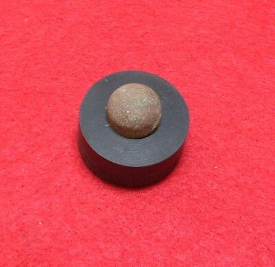 Civil War Zouave or Ball Cuff Button From the Battle of Resaca,GA
