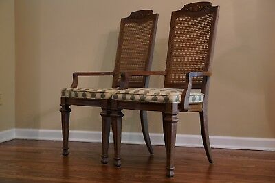Drexel Dining Room Chair Set