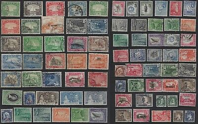 Aden Great Value Collection Mnh Mh And Used Part Sets And Individual Stamps 0024