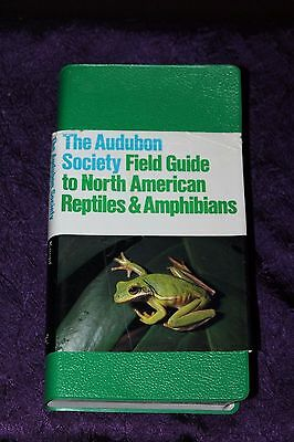 The Audubon Society Field Guide To North American Reptiles & Amphibians