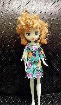 Monster High Doll EVER AFTER DRAGON GAMES FOREST PIXIE FEATHERLY