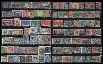 Ceylon Collection Value Over $100 Mint And Used Complete & Part Sets 0564