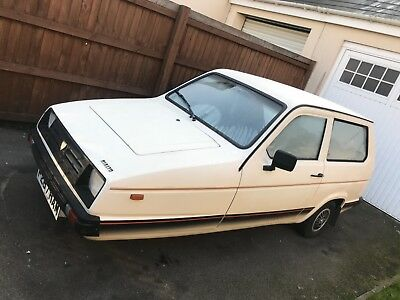 Reliant rialto hatch special edition AMAZING ORIGINAL CONDITION