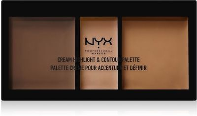 (1) NYX Cream Highlight & Contour Palette, You Choose