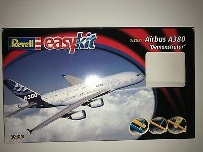 revell easy kit Airbus A380, 1:288