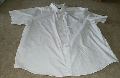 Lot of 3 men's sz 4xl Polos and button down short sleeved shirts