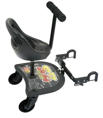 VeeBee EZ Rider Stand / Sit Toddler Tandem Seat Board Connector for Stroller