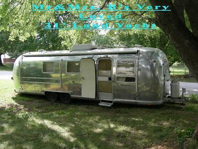 1975 Airstream 31' Sovereign Land Yacht Camper RV