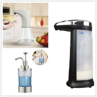 Household plastic automatic soap dispenser hotel hand soap bottle Refillable