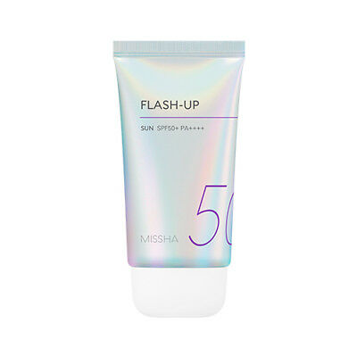 MISSHA NEW Flash Up Sun 50ml (SPF50+ PA++++) / Free Gift / Korean Cosmetics