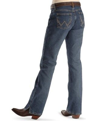 Wrangler Women's CASH Ultimate Riding Jeans WRC10AC AMERICAN SPIRIT Reg to XTall