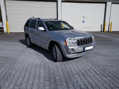 Jeep Grand Cherokee WH 3.0 CRD Overland Bj 2007 Tüv neu 10/2020