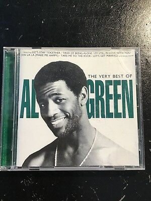Best of..,the Very von Green,Al | CD | Zustand sehr gut