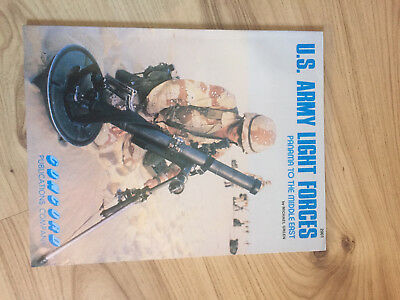Concord Publications - US Army Light Forces