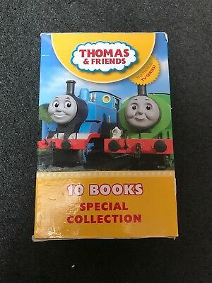 Thomas & Friends 10 Books Special Collection Box Set Thomas The Tank Engine