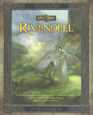 One Ring Rivendell - Book