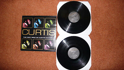 curtis mayfield The Very Best DoLp