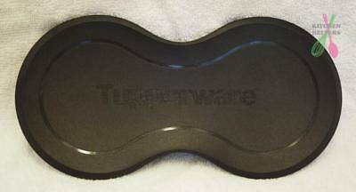 Tupperware Spoon Rest in Black- Brand New