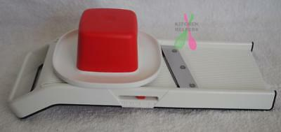 Tupperware Mando Junior Chef Slicer - Mandoline- New