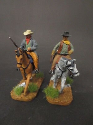 40mm Germania Rohlinge Wild West Cowboys #01 (5 Stk.)