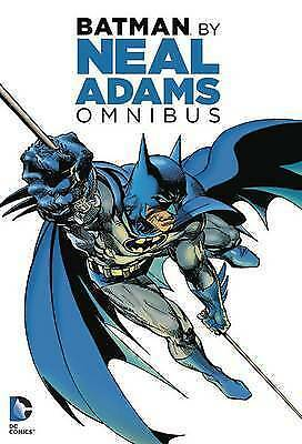 Batman by Neal Adams Omnibus HC / Brand new and sealed