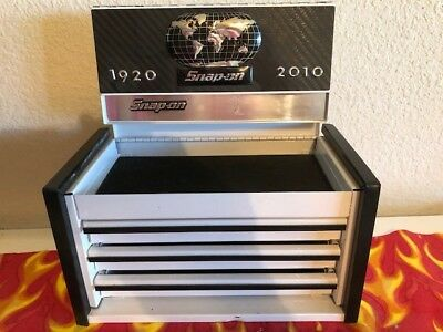snap on mini tool box, White 90 Yr  Special Edition 1920-2010