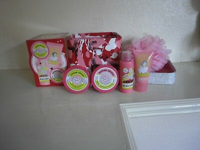 Soap &Glory once upon a lime sugar crush gift set new with tags