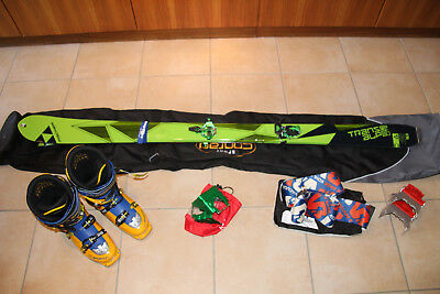 Touren-Ski Set NEU