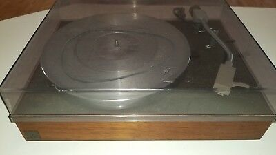 VINTAGE AR ACOUSTIC Research Turntable Model: XA - Universal as-is/ parts