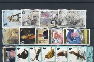 [120250] Tristan De Cunha good lot of stamps very fine MNH