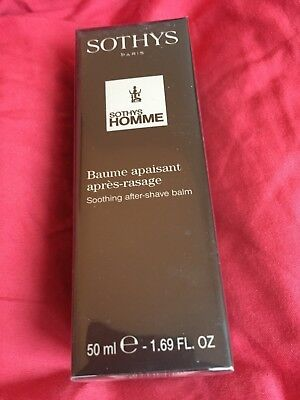 Sothys Baume Apres Rasage Homme Neuf Blister