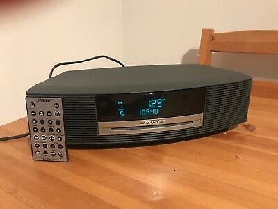 Bose Wave AWRCC5 with remote