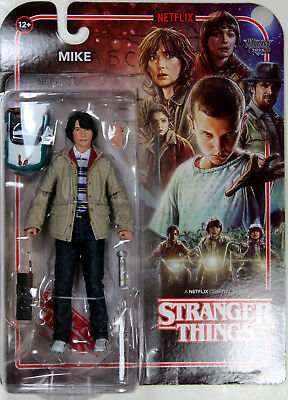 Stranger Things ~ MIKE WHEELER ACTION FIGURE - McFarlane Toys / Netflix