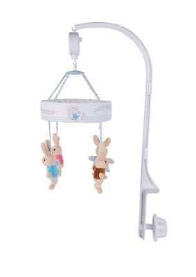 Peter Rabbit Musical Cot Mobile. New Without Packaging. RRP £40.