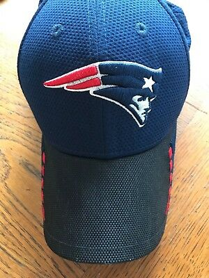 NEW ERA NFL New England Patriots 9Forty Adjustable Blue Hat Cap Low Profile f52db363a