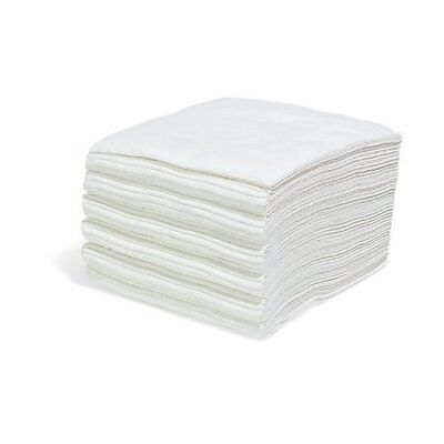 """Pig PR100 Disposable Polishing & Wiping Cloths, Extra-Heavy-Duty, General 13"""" x"""