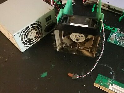 Miscellaneous Computer Fan And Drives