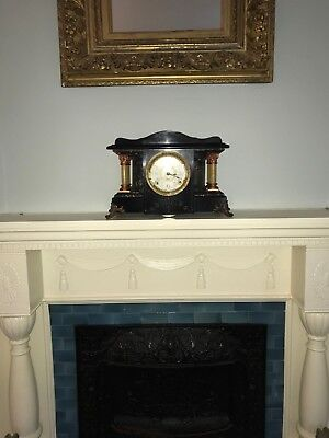 Our Prize Antique Seth Thomas Shasta Model Clock in Fine Running Condition
