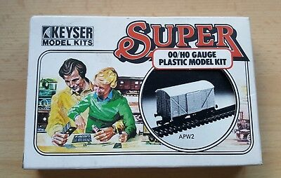Keyser GW Meat Van kit. Boxed / Unused.